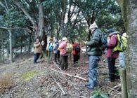 【報告】1/28 「鹿垣を巡る」を実施しました!