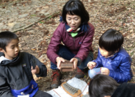 【レポート】10/31 「耳をひらき 音で遊ぶ 音さんぽ 奈良・春日山原始林」